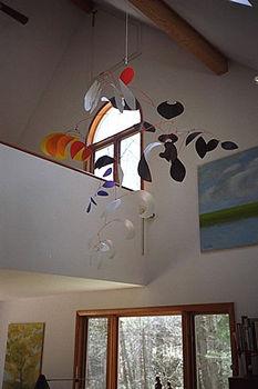 Mobiles Bauman Hanging Art By Arthur Bauman Cape